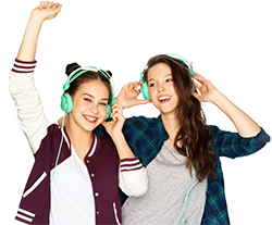 Advertise on Tampa Radio Stations Teens