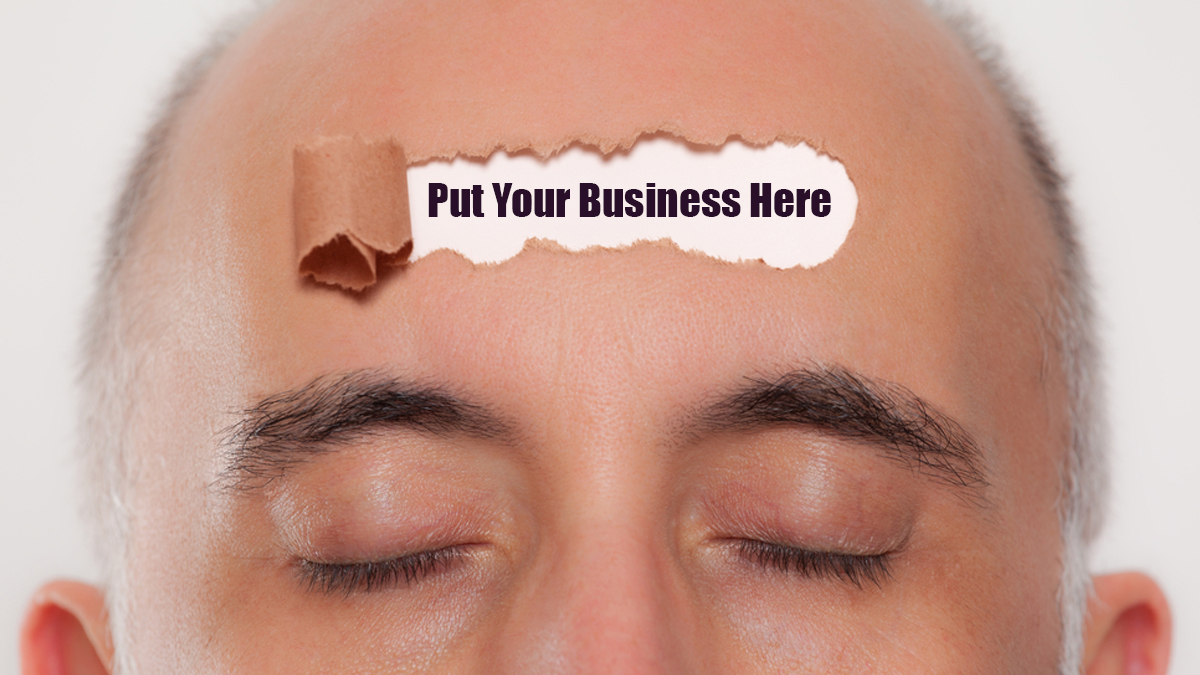 Tampa Advertising Put Your Business Here Top of Mind