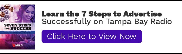 Learn How To Advertise On Tampa Radio